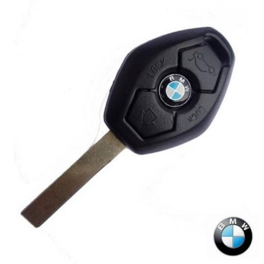Bmw diamond key duplication and replacement