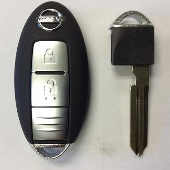 Nissan lost keyless replacement